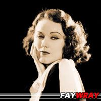 Fay Wray  Actrice