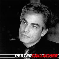 Peter Gallagher  Acteur