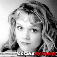 Ariana Richards  Actrice