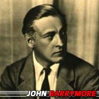 John Barrymore  Acteur