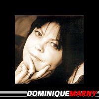 Dominique Marny  Auteure