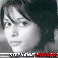 Stephanie Leonidas  Actrice