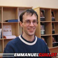 Emmanuel Guillot  Auteur