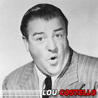 Lou Costello  Acteur