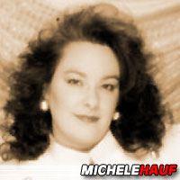 Michelle Hauf  Auteure