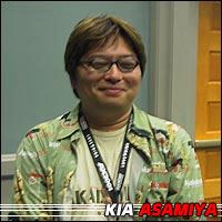 Kia Asamiya  Mangaka, Dessinateur