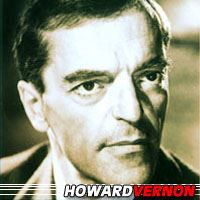Howard Vernon  Acteur