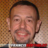 Francis Berthelot  Auteur