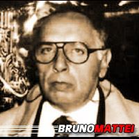 Bruno Mattei  Réalisateur, Producteur, Scénariste
