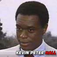 Kevin Peter Hall  Acteur