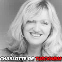 Charlotte De Turckheim  Actrice