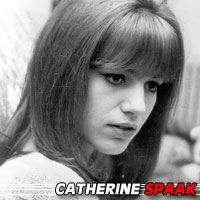 Catherine Spaak  Actrice