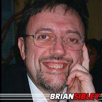 Brian Sibley  Auteur