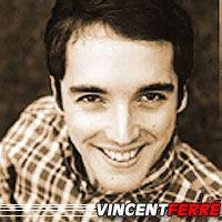 Vincent Ferré  Auteur