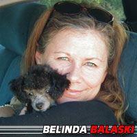 Belinda Balaski  Actrice