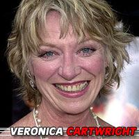 Veronica Cartwright  Actrice