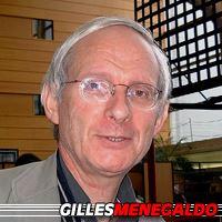 Gilles Ménégaldo  Auteur