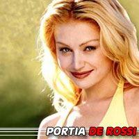 Portia de Rossi  Actrice