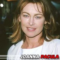 Joanna Pacula  Actrice