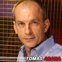 Tomas Arana  Acteur