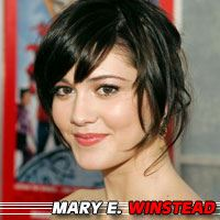 Mary Elizabeth Winstead  Actrice