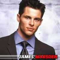 James Marsden  Acteur