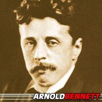 Arnold Bennett  Auteur