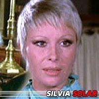 Silvia Solar  Actrice