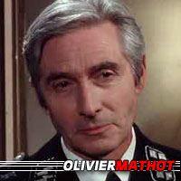 Olivier Mathot  Acteur
