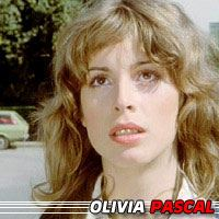 Olivia Pascal  Actrice
