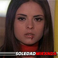 Soledad Miranda  Actrice