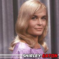 Shirley Eaton  Actrice