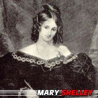 Mary Shelley  Auteure