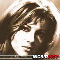 Ingrid Pitt  Actrice