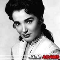 Julie Adams  Actrice