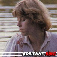 Adrienne King  Actrice