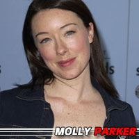 Molly Parker  Actrice