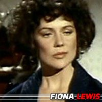 Fiona Lewis  Actrice