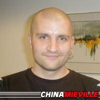 China Miéville  Auteur
