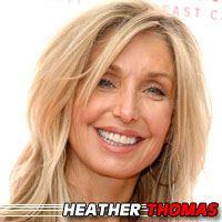 Heather Thomas  Actrice