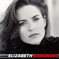 Elizabeth Barondes  Actrice