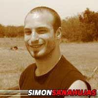 Simon Sanahujas  Auteur