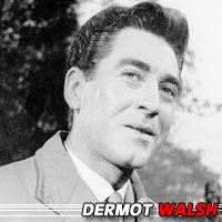 Dermot Walsh  Acteur
