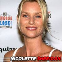 Nicollette Sheridan  Actrice