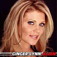 Ginger Lynn Allen  Actrice