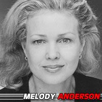 Melody Anderson  Actrice