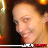 Linda Hardy  Actrice