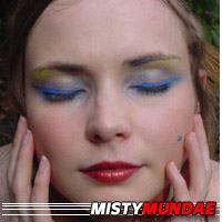 Misty Mundae  Actrice