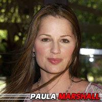 Paula Marshall  Actrice