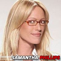 Samantha Phillips  Productrice, Actrice